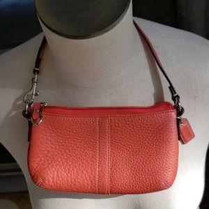 Coach mini Red